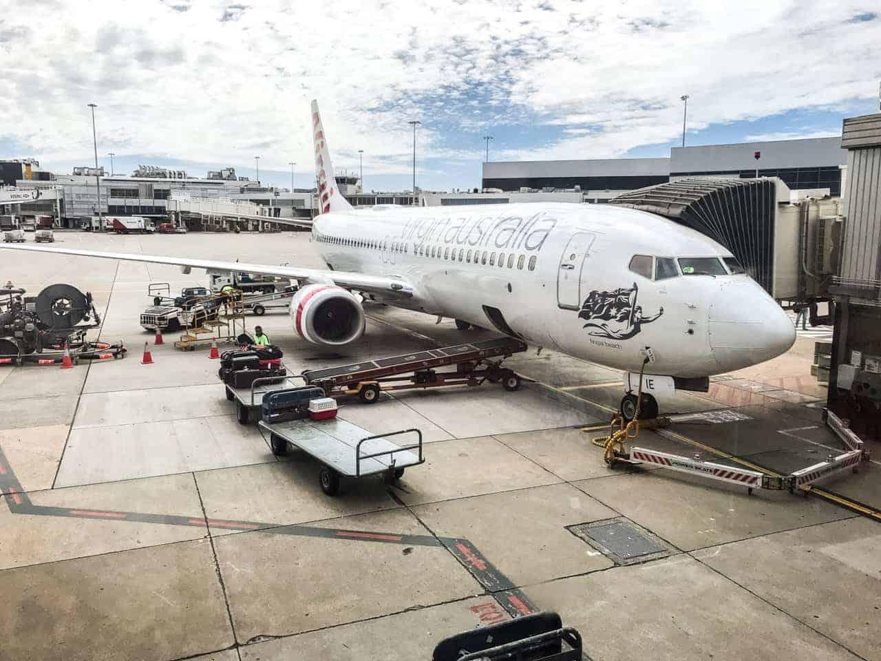 How I Earned Virgin Australia Gold Status After Five Return Flights | flystayluxe.com