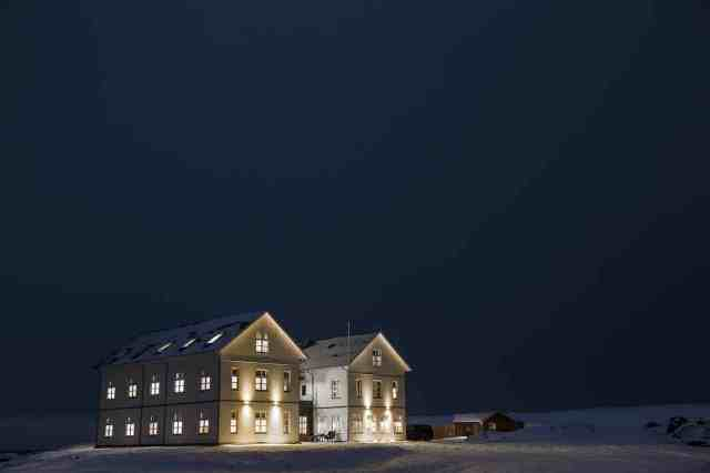 Hotel Húsafell, one of the best boutique hotels in Iceland