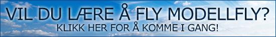 modellflyopplæring