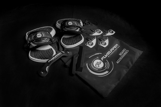 Flyboards space n galaxy pad and straps