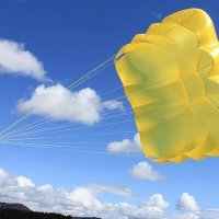 Independence Ultra Cross reserve parachute