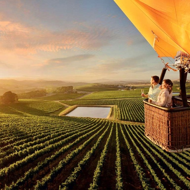 Moederdag ballonvaart