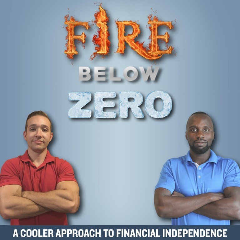 FIRE Below Zero