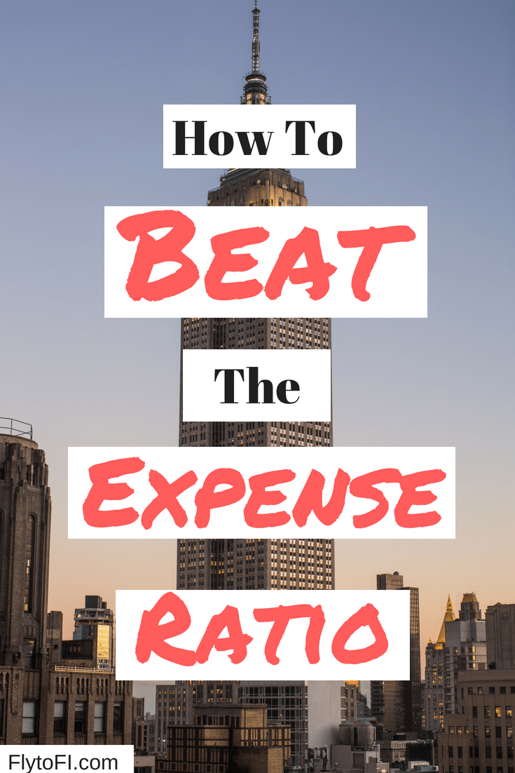 How To Beat The Expense Ratio