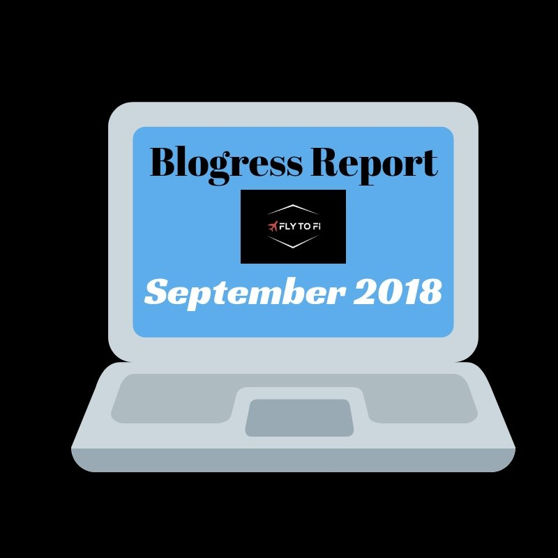 Blogress Report – September 2018
