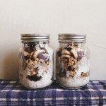 Frugal Holiday Gift - Mason Jar Mixes