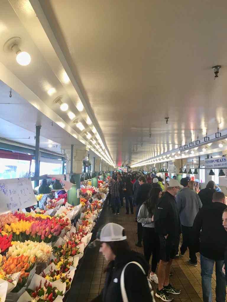 Financial Freedom Book Tour Seattle Market
