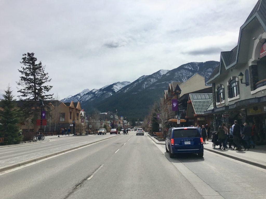 Banff Downtown