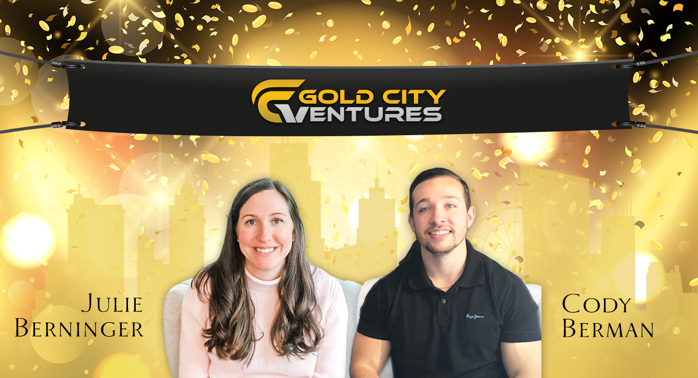 Cody and Julie | Gold City Ventures Side Hustle Course