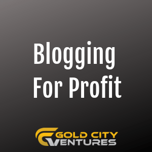 Blogging for Profit Thumbnails