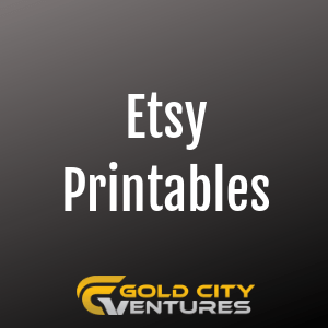 Etsy Printables Thumbnails