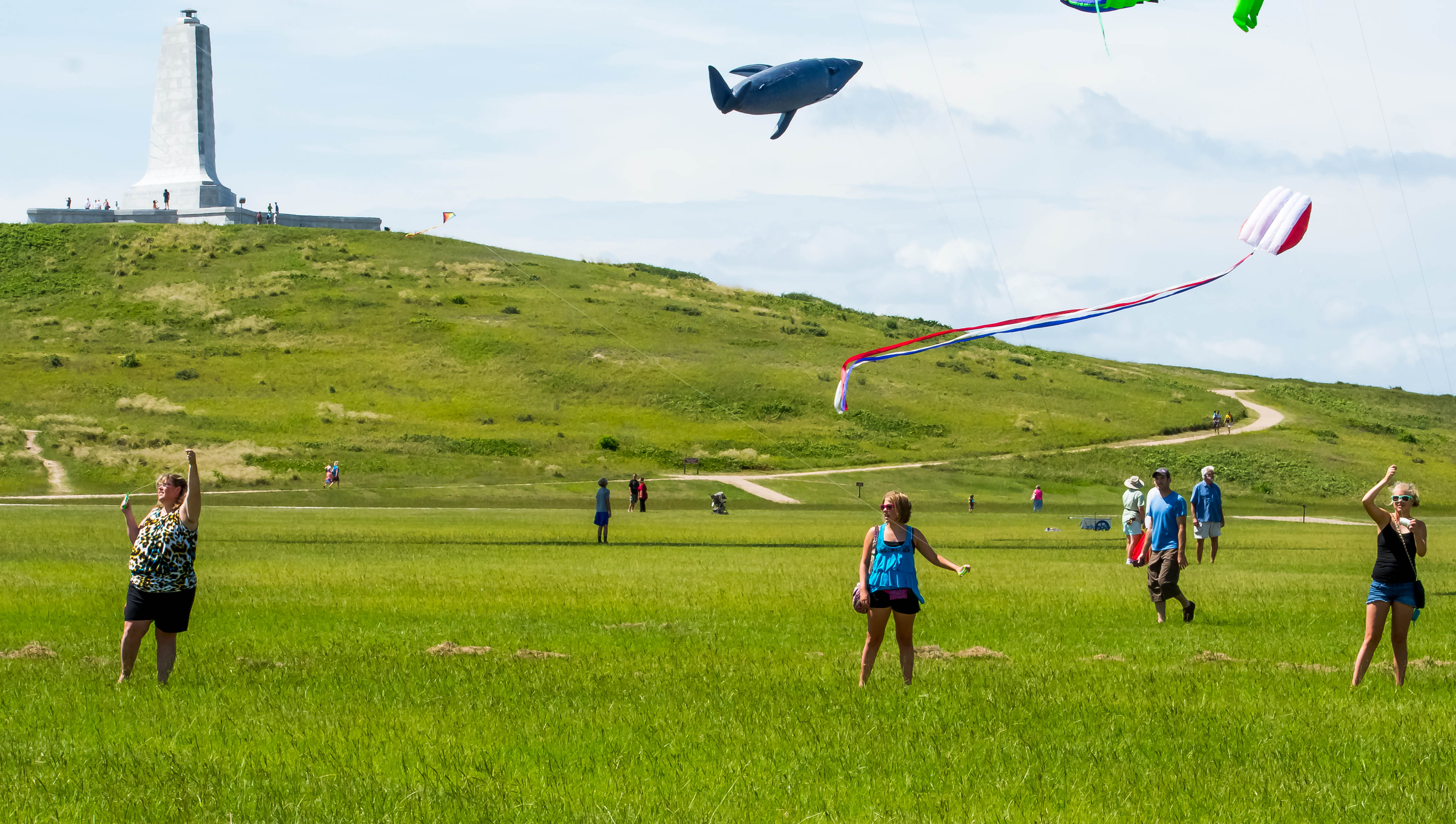 Fly Together With Kitty Hawk Kites