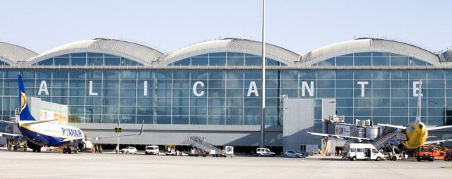Alicante-Elche Airport