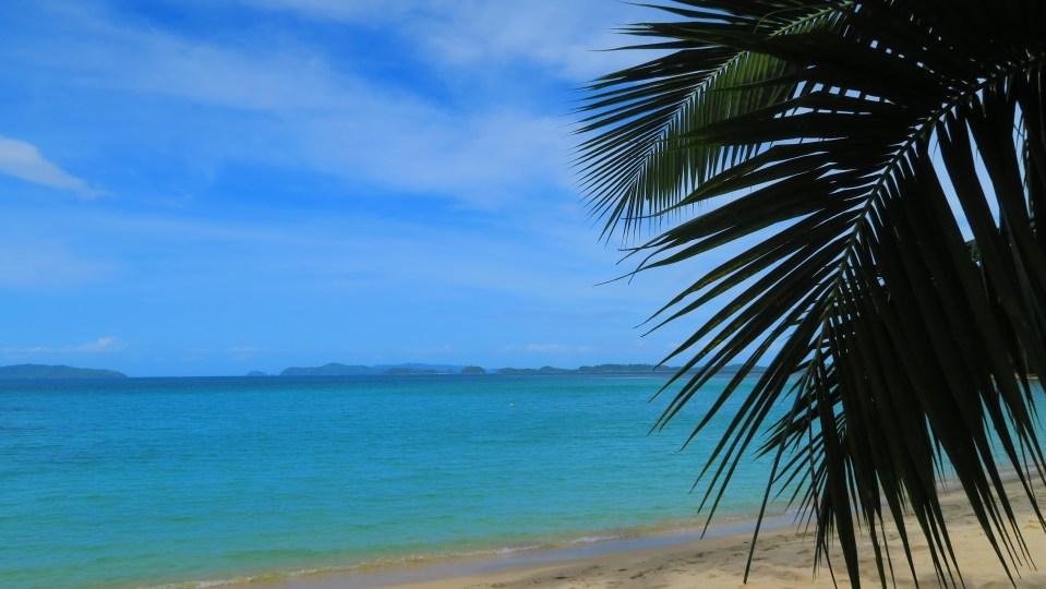 White Beach Port Barton