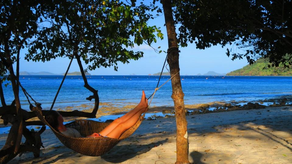 Boracay eiland Filipijnen