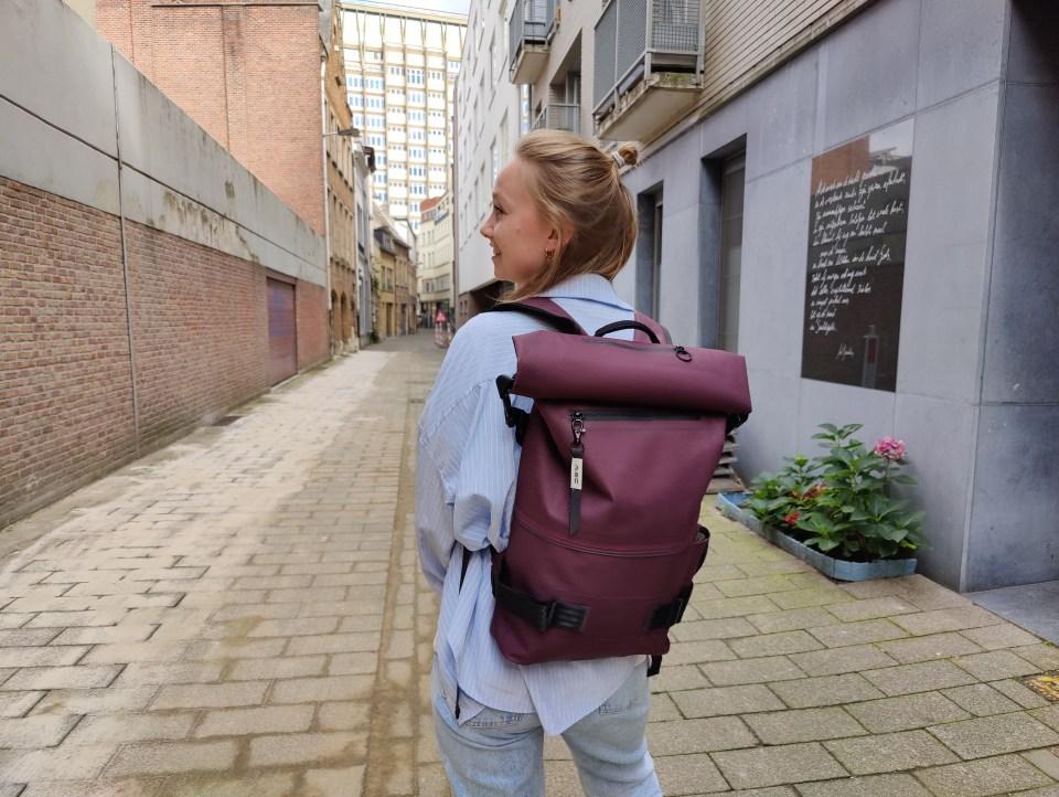 Yourdew backpack_avo