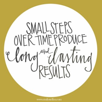 small-steps