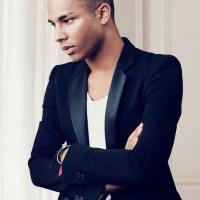 The Negro Running Paris…Olivier Rousteing....
