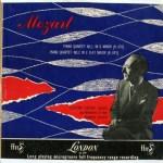 GB LONDON LL679 カーゾン ピアノ四重奏曲1番/2番
