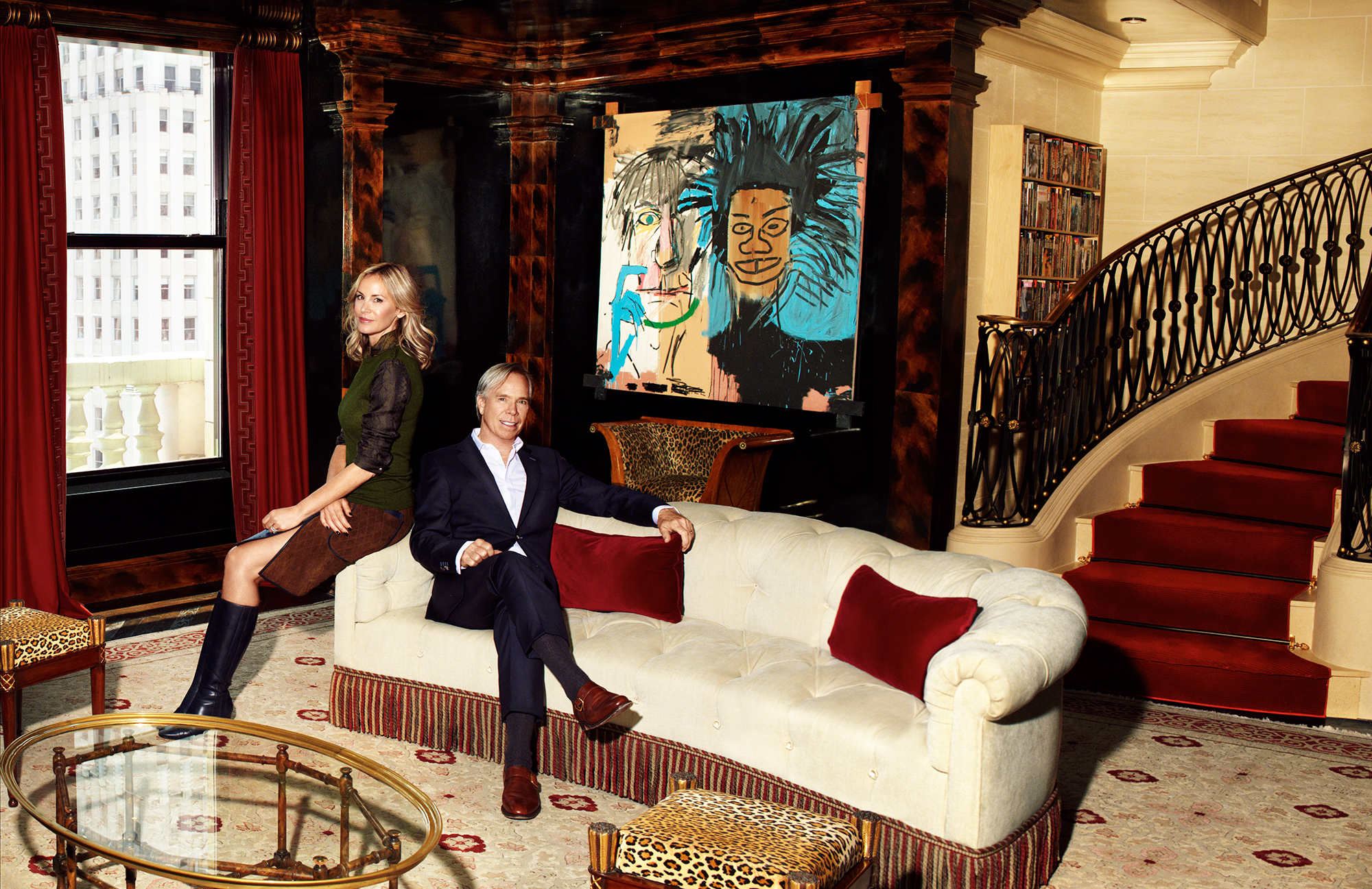 Tommy Hilfiger lists his 80 million penthouse at the