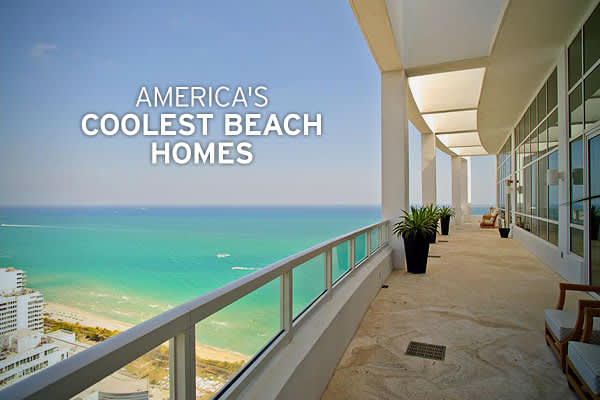 Americas Coolest Beach Homes