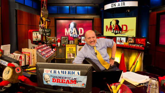 Mad Money with Jim Cramer