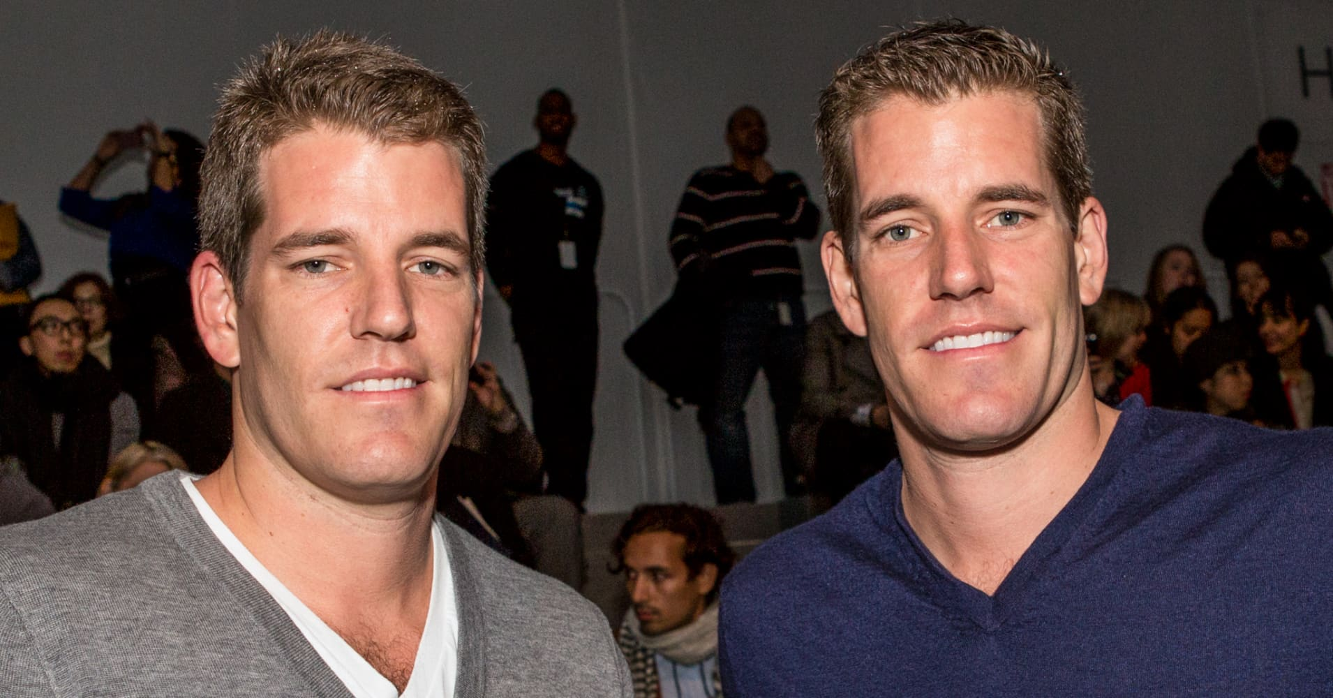 Never Mind Facebook; Winklevoss Twins Rule In Digital Money