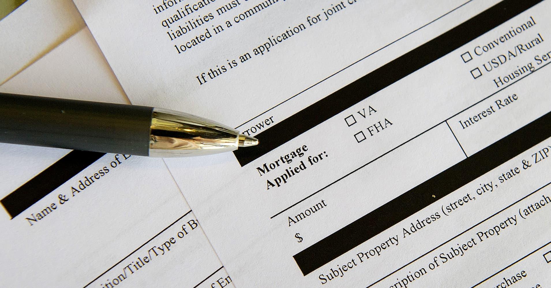 Mortgage Essay Homework Example