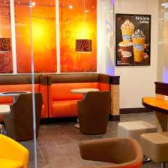The Comfortable Chair Store Bed Lounge Seeking A Business Crowd, Dunkin' Donuts Rolls Out New Look