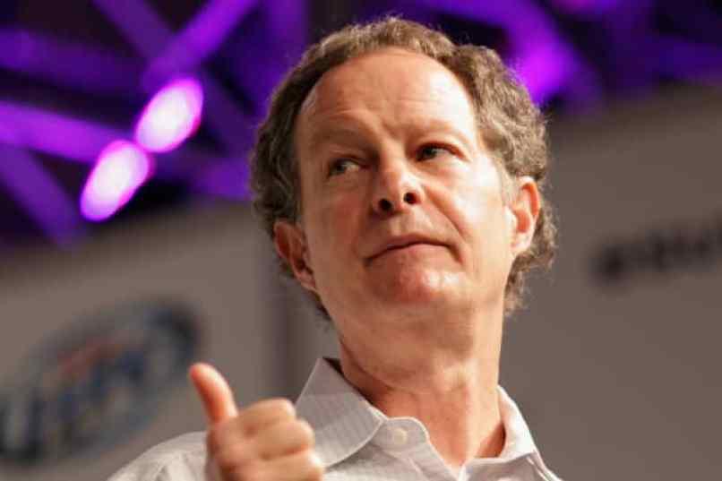 John Mackey, co-fundador y co-CEO de Whole Foods Market