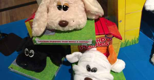 Pound Puppies Care Bears Hot Holiday Toys