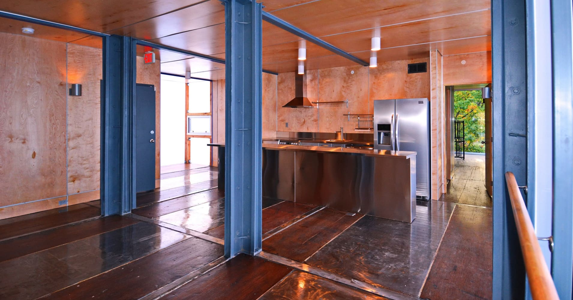 Home Sweet Shipping Container Real Estates Hot New Play