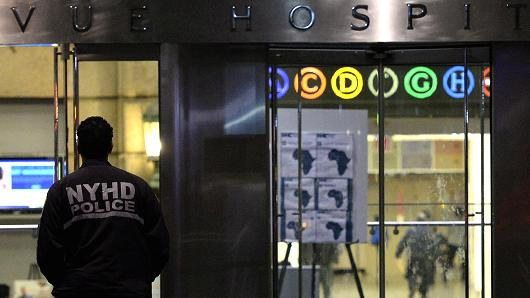 NYC doctor tests positive for Ebola Officials