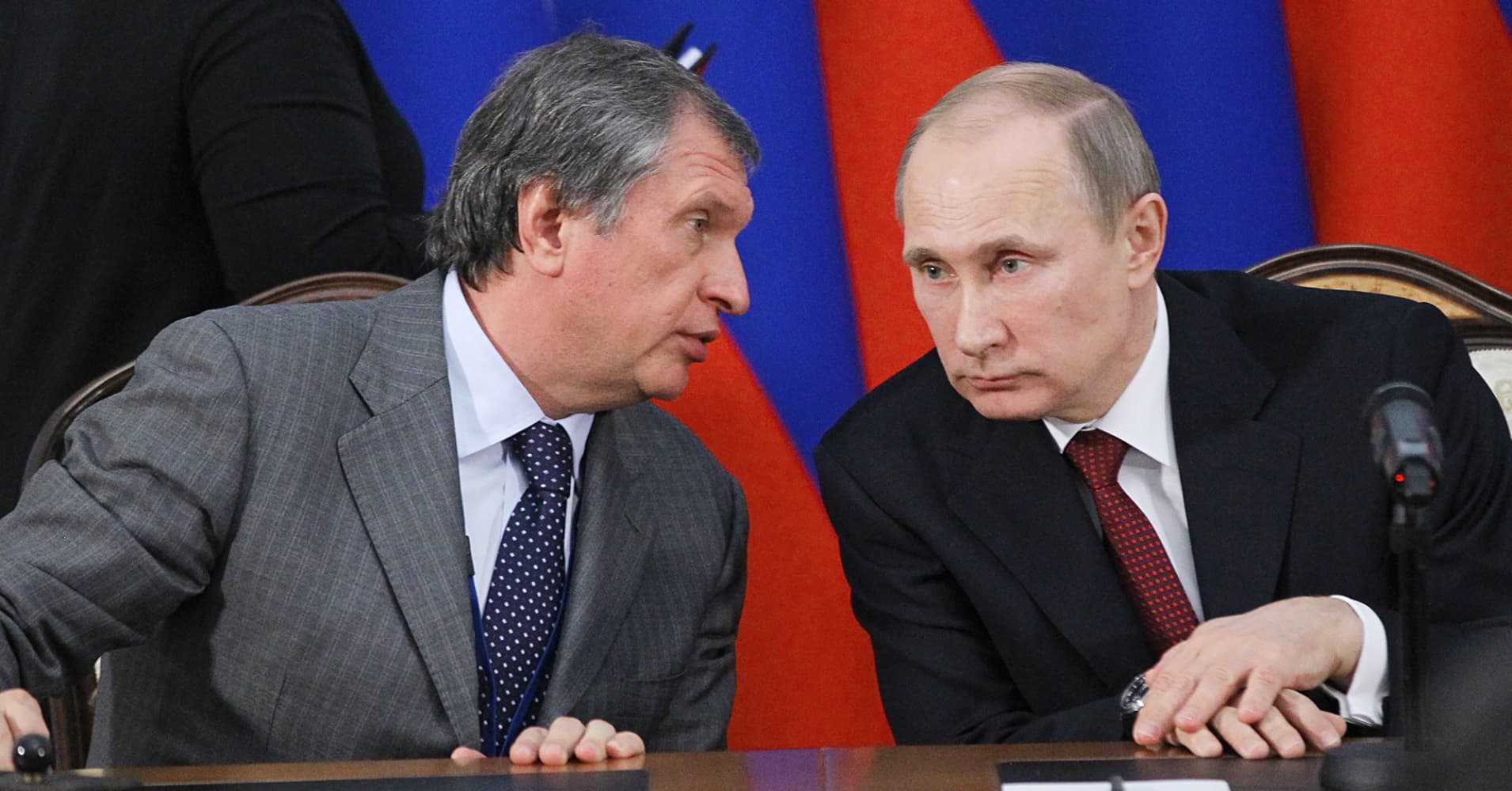 Image result for photo of igor sechin