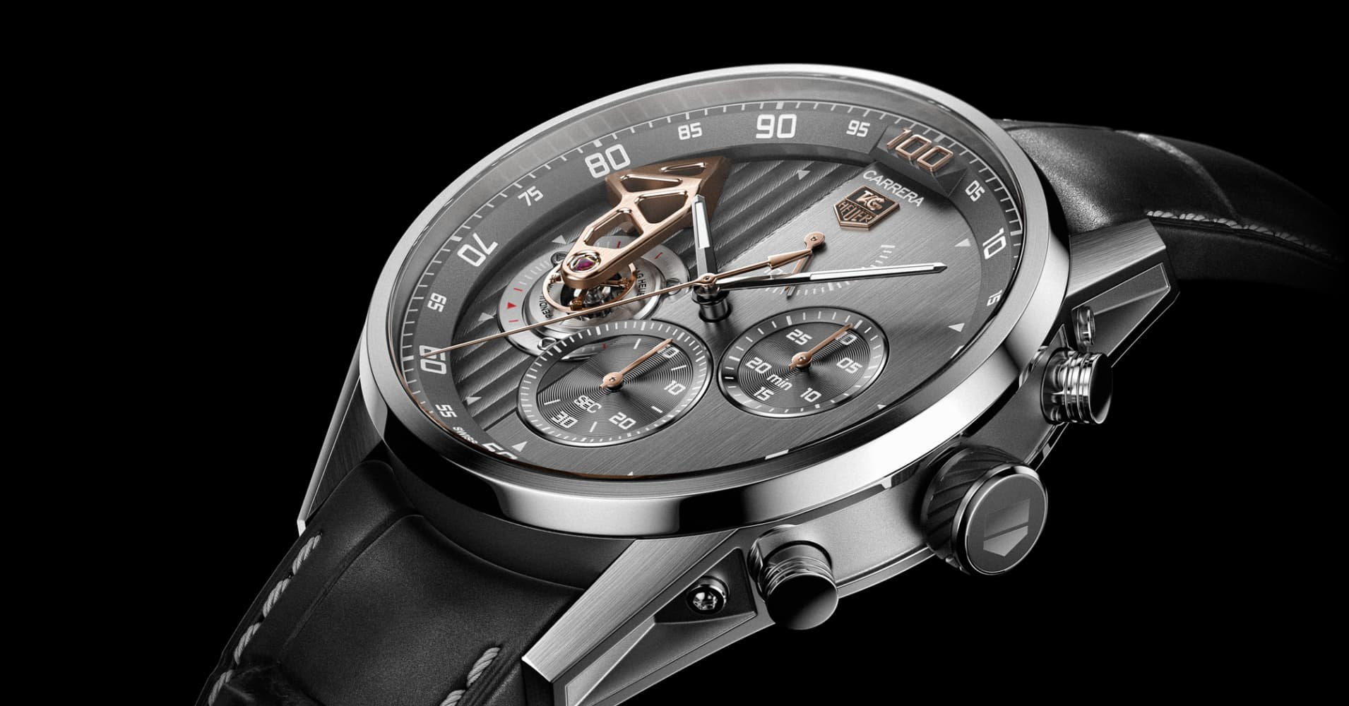 Tag Heuer To Make Watch With Google, Intel In Apple Watch