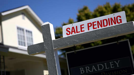 Sale Pending real estate home prices