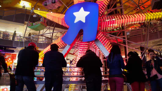 Goodbye Times Square Toys R Us Leaving Flagship