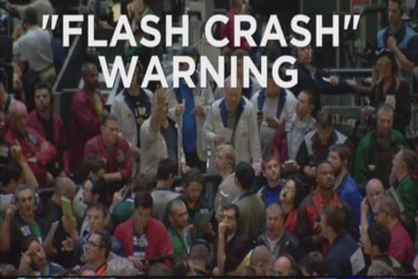 Image result for cyber financial flash crash coming