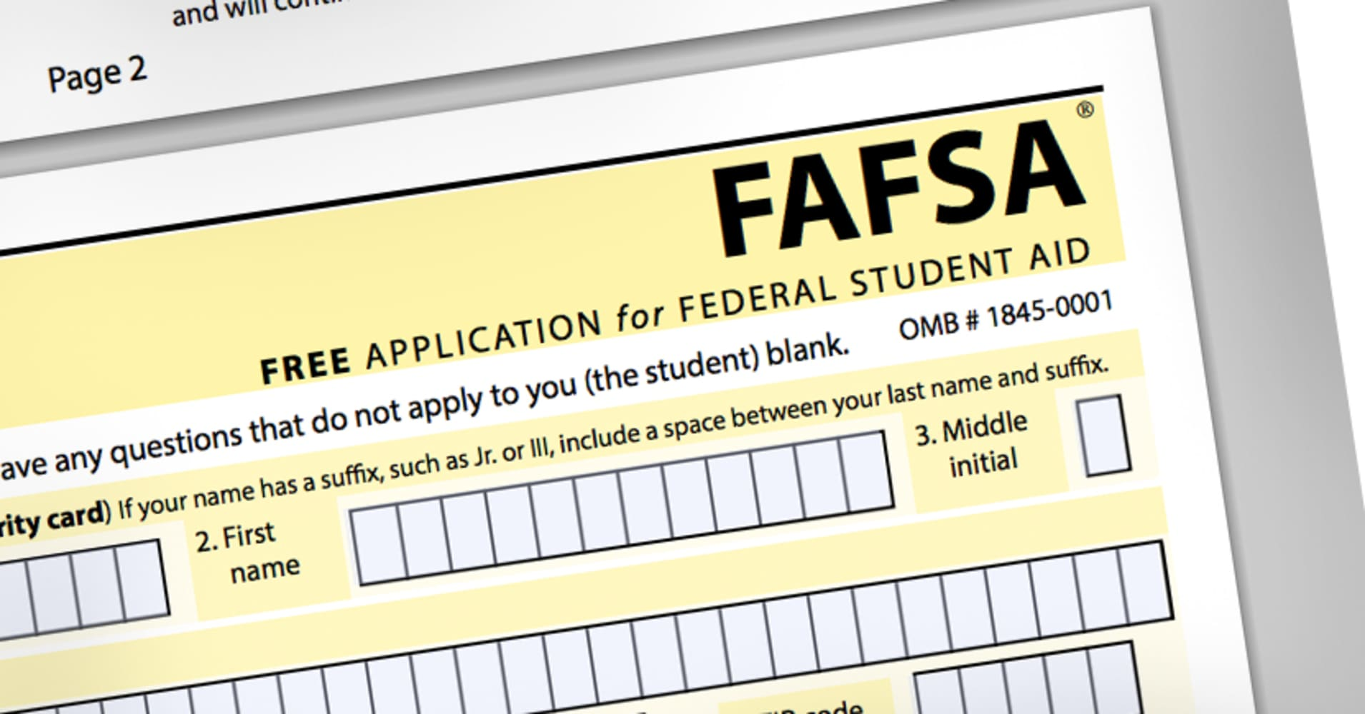 Fafsa Change Means Students Can Apply Earlier For