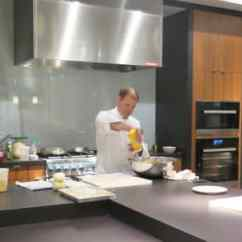 Home And Kitchen Stores Installing Flooring Pirch Lets You Take A Shower Cook Meal In Its Chef Cooks S Test At The Garden State Plaza Mall Paramus