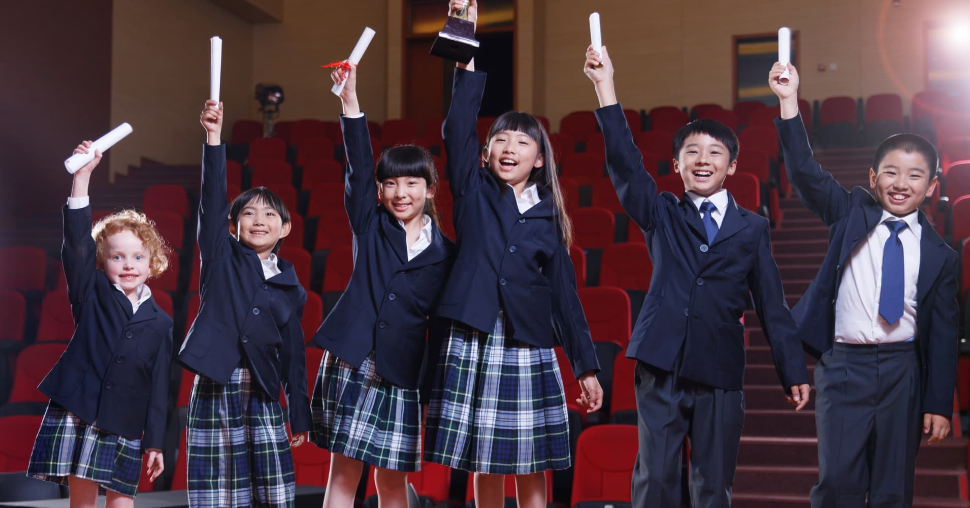 Wealthy Chinese Love Private Schools But Private Equity
