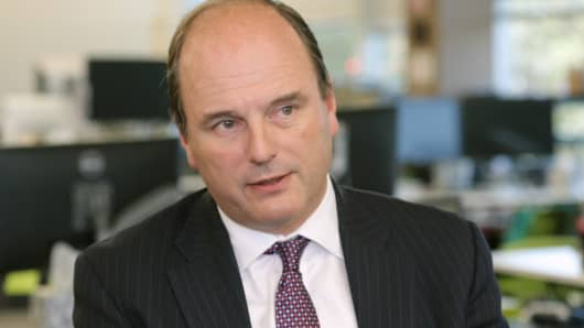 Proteus Digital Health CEO Andrew Thompson