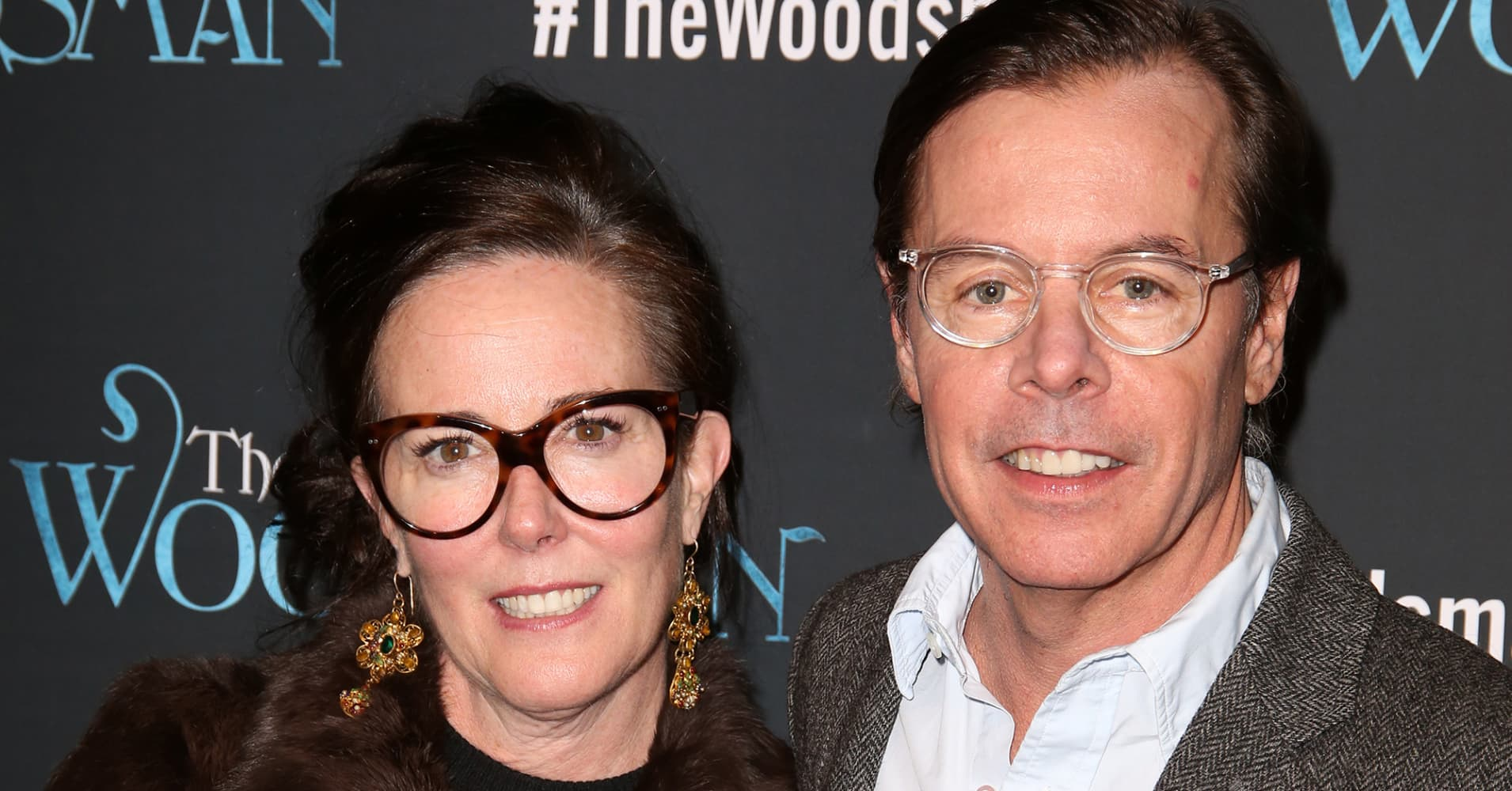 Fashion Power Couple And Kate Spade Creators Gamble On A