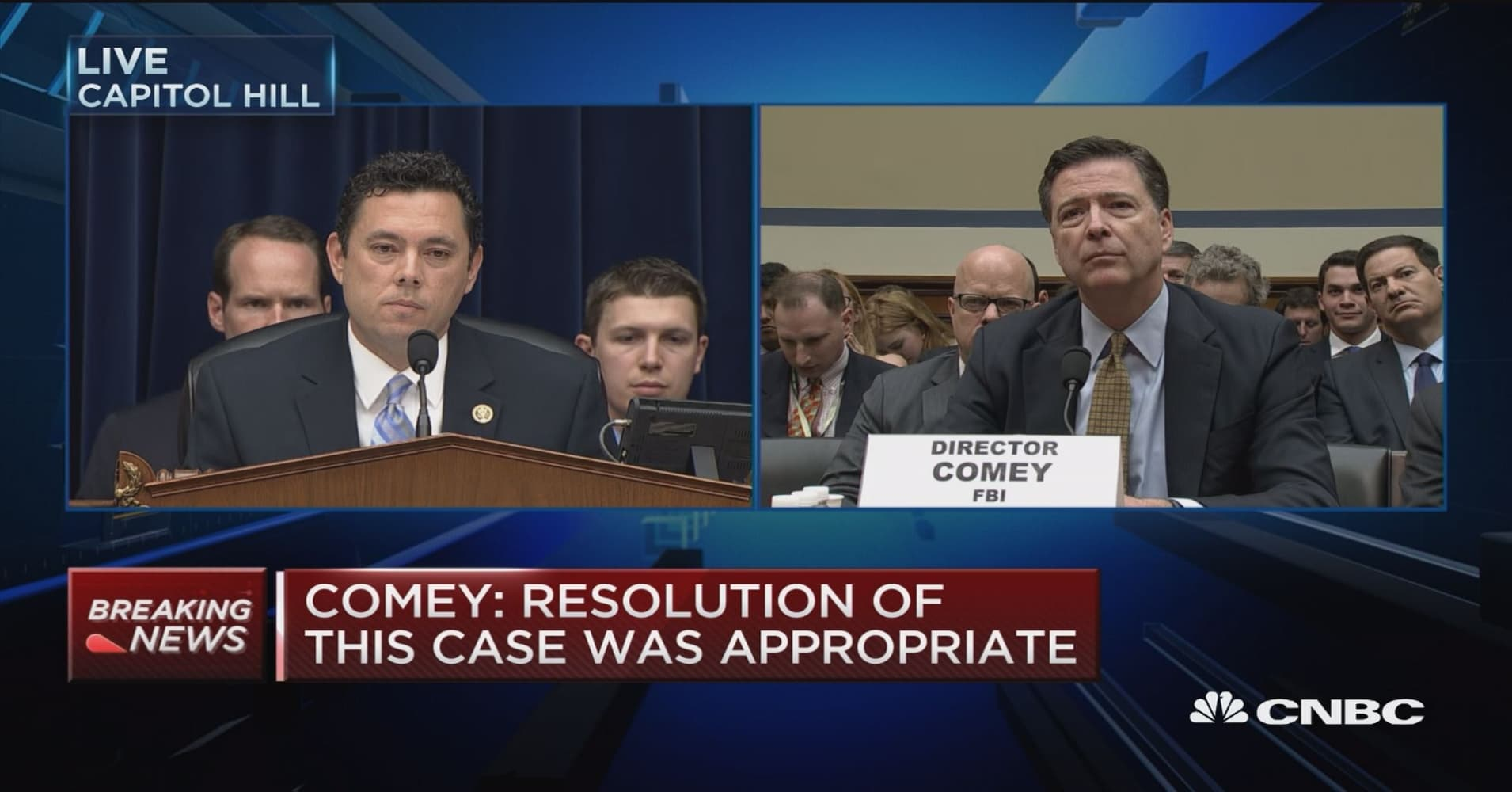 Image result for photos of comey and clinton