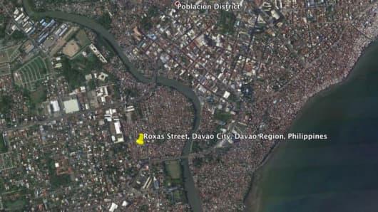 Roxas Street, Davao City, Davao Region, Philippines
