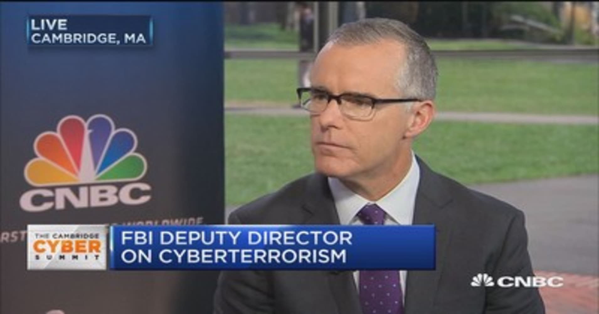 Image result for photos of andrew mccabe