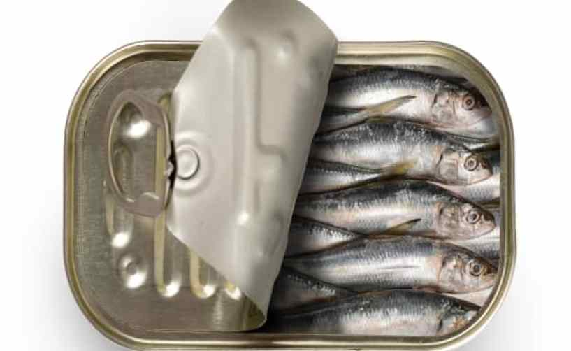 Why this investor eats canned fish for breakfast