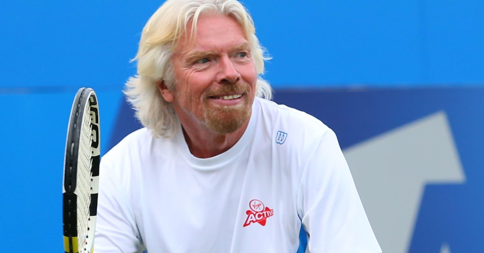 Billionaire Richard Branson The critical business lesson