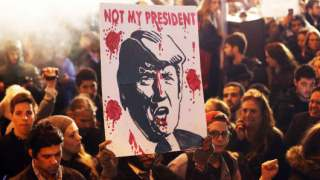 The anti-Trump protesters are making a huge mistake—commentary