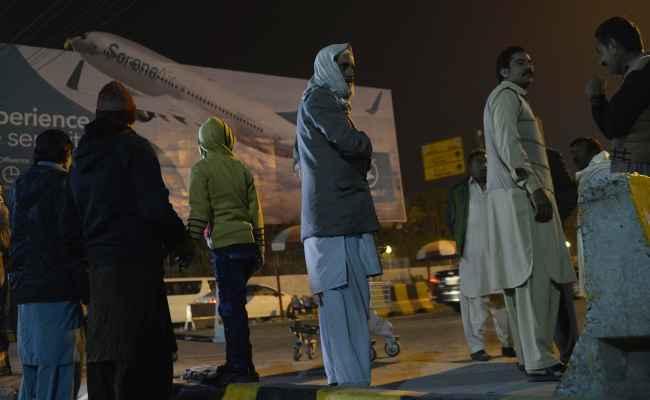 No Survivors After Plane Crash In Northern Pakistan